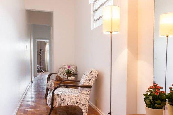Gomes Carneiro Apartments - фото 22