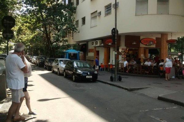 Gomes Carneiro Apartments - фото 9