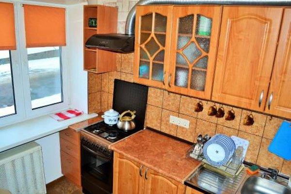 One-Bedroom Apartment Apartment on Sovetskaya - фото 21