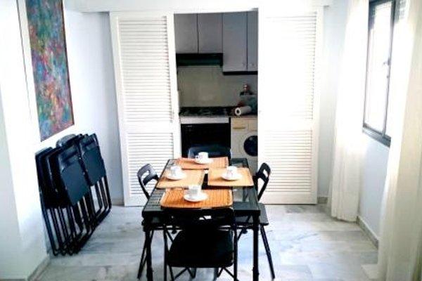 Apartment Calle Ximenez de Sandoval - фото 12