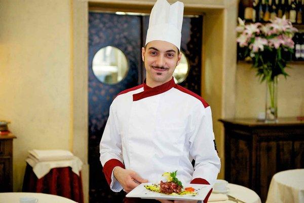 Qualys Hotel Royal Torino - фото 11