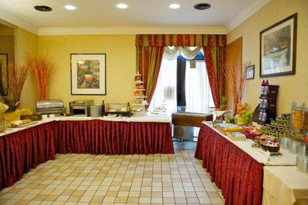 Qualys Hotel Royal Torino - фото 14