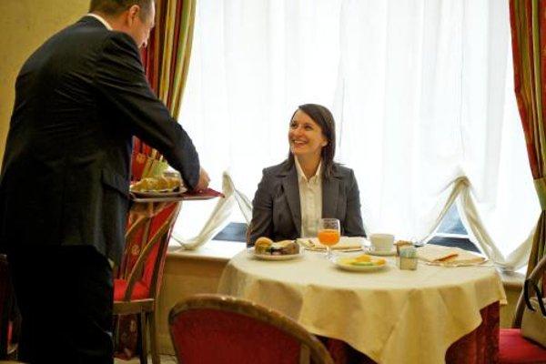 Qualys Hotel Royal Torino - фото 16
