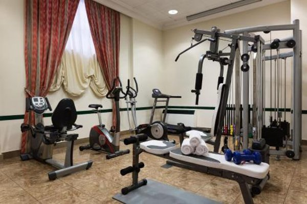 Qualys Hotel Royal Torino - фото 18