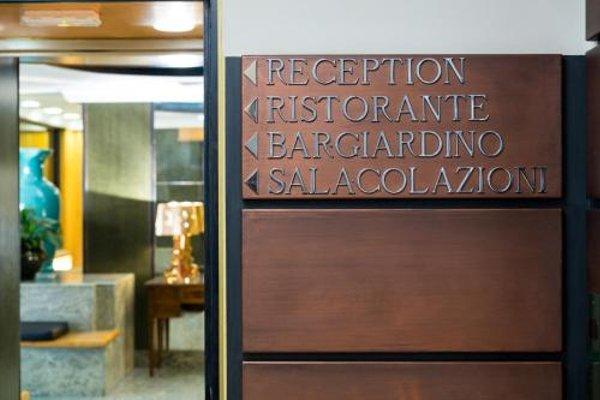 Qualys Hotel Royal Torino - фото 19