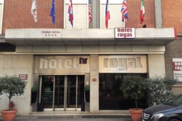 Qualys Hotel Royal Torino - фото 20
