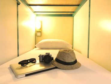 โฮสเทล Bread and Jam Hostel