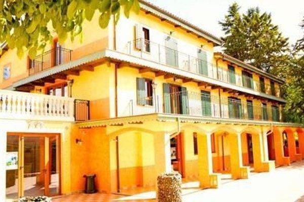 Hotel La Valle dell'Aquila - фото 23