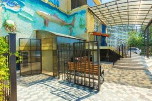 Отель Катран - фото 10