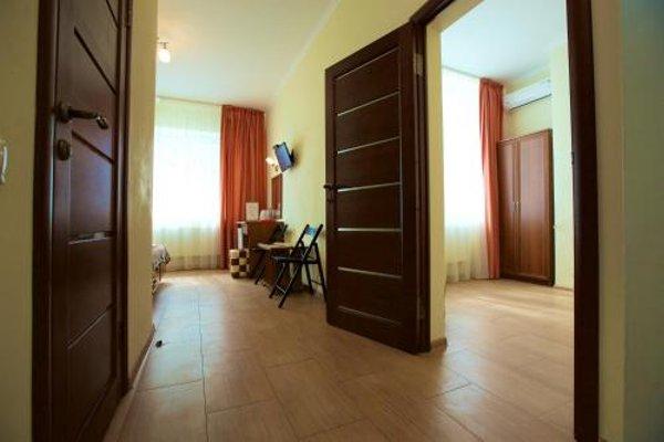 Отель Катран - фото 12