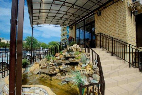 Отель Катран - фото 16