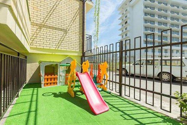 Отель Катран - фото 17