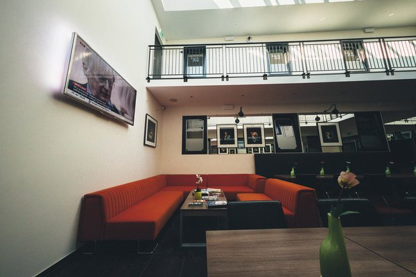 Hotel Jomfru Ane - фото 17