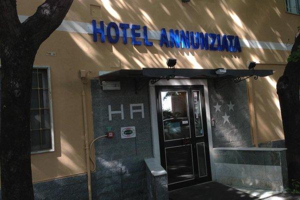 Hotel Annunziata - фото 21