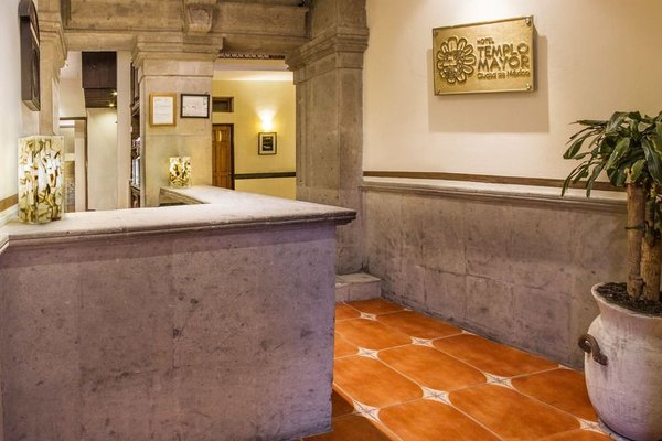 Hotel Templo Mayor - фото 10