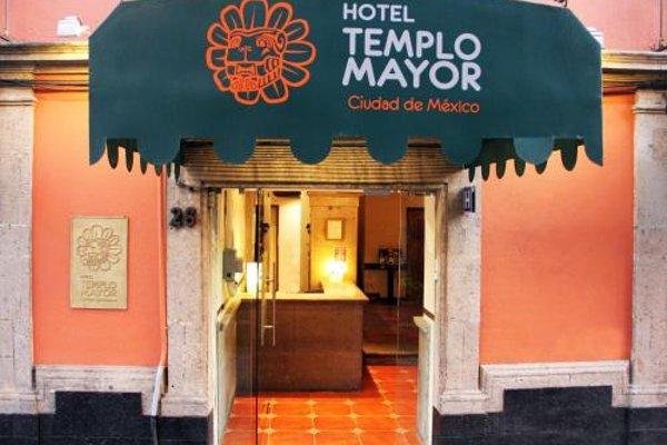 Hotel Templo Mayor - фото 12