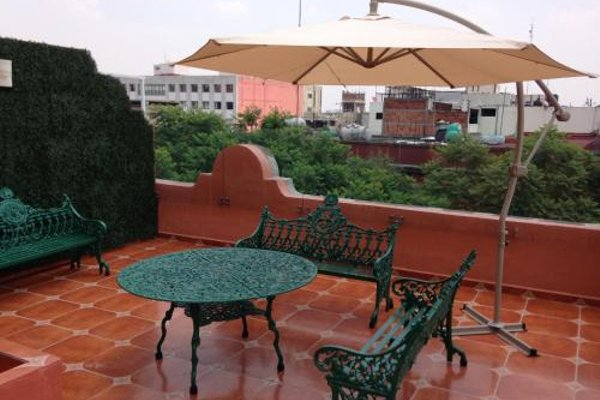 Hotel Templo Mayor - фото 16