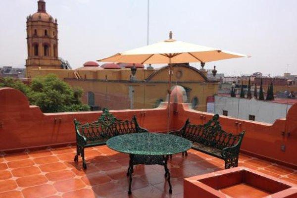 Hotel Templo Mayor - фото 17