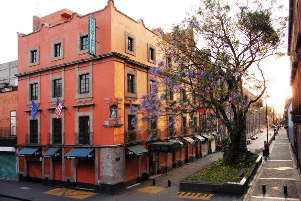 Hotel Templo Mayor - фото 19
