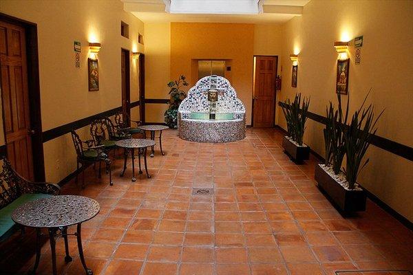 Hotel Templo Mayor - фото 5