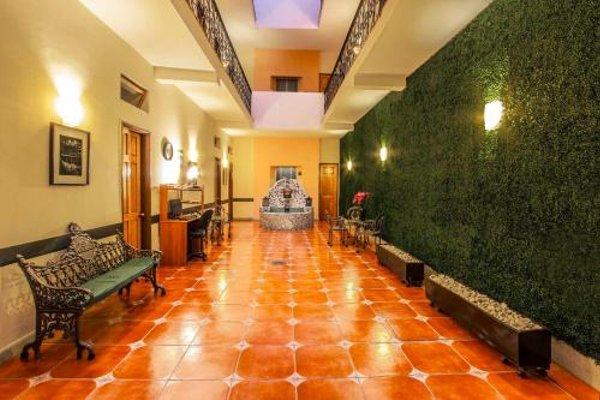 Hotel Templo Mayor - фото 6