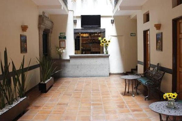 Hotel Templo Mayor - фото 7