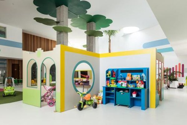 Hotel Baobab Suites - фото 6