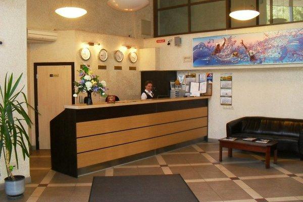Гостиница Спортивная - фото 9