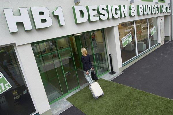 HB1 Schonbrunn Budget & Design - фото 19