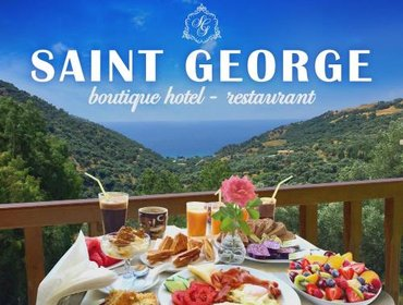 Гестхаус Saint George Boutique Hotel