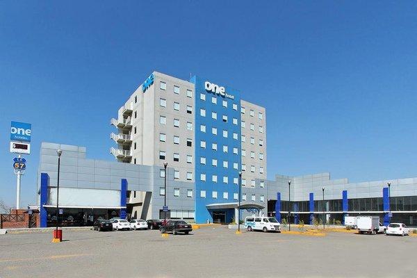 One Queretaro Aeropuerto - фото 19