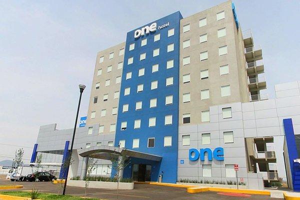 One Queretaro Aeropuerto - фото 20