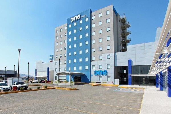 One Queretaro Aeropuerto - фото 21