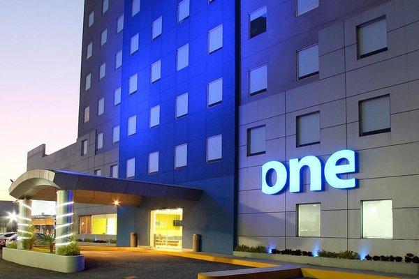 One Queretaro Aeropuerto - фото 23