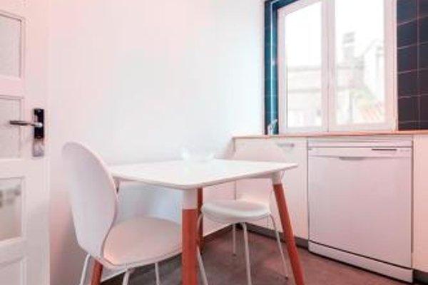 Lux Apartamentos Santiago - фото 14