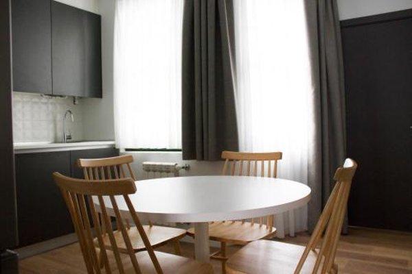 Lux Apartamentos Santiago - фото 15