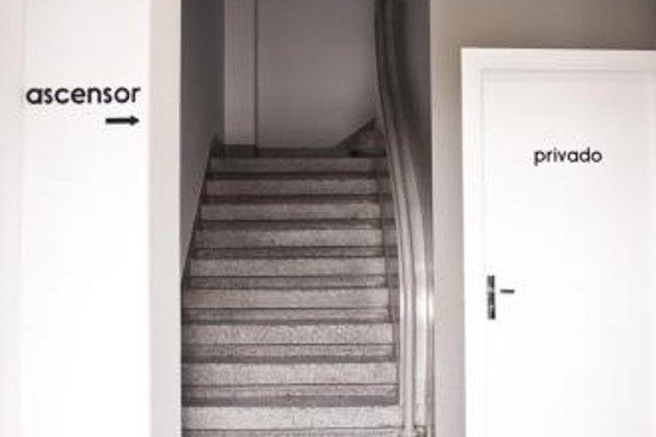 Lux Apartamentos Santiago - фото 18
