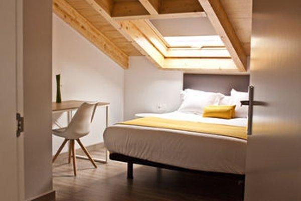 Lux Apartamentos Santiago - фото 19