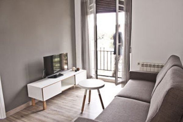 Lux Apartamentos Santiago - фото 5