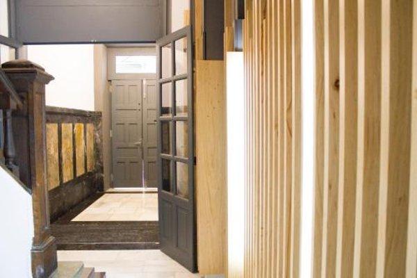 Lux Apartamentos Santiago - фото 9
