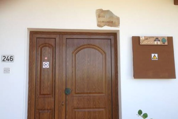 Spiti Damianos Villa - фото 14