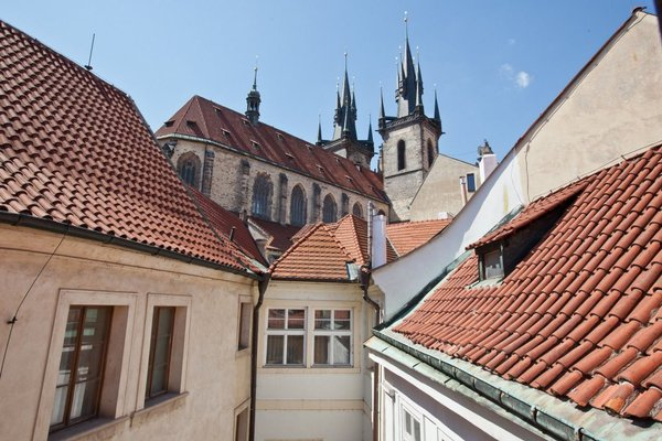Cathedral Prague Apartments - фото 23