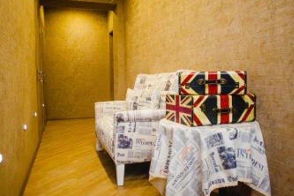 Мини Отель London Eye - фото 19