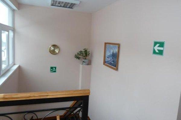 Мини-отель Золотой Плёс - фото 19