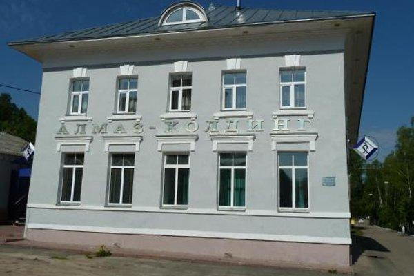 Мини-отель Золотой Плёс - фото 5
