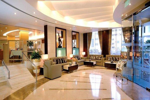 Landmark Riqqa Hotel - фото 12