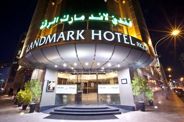 Landmark Riqqa Hotel - фото 21