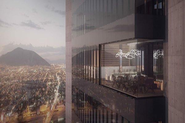 Live Aqua Urban Resort Monterrey - фото 23