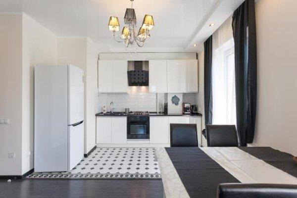 Apartment Apart Residence - фото 17