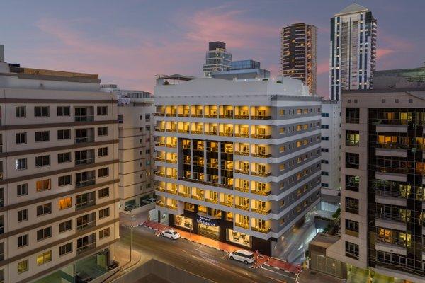 Savoy Crest Hotel Apartment - фото 23